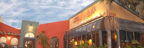 Andres Restaurant San Diego California Puertio Rican and Cuban Cuisine